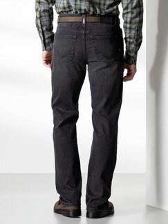 Thermolite Five Pocket Jeans Grey Detail 3