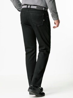 Cordura Jeans Black Detail 3