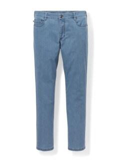 Ultra Dry Klima Jeans Hellblau Detail 1