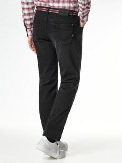 Gürtel-Jeans Modern Fit Black Detail 3