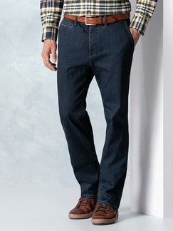 Husky Jeans Chino Dark Blue Detail 2
