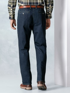 Husky Jeans Chino Dark Blue Detail 3