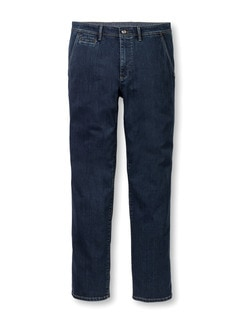 Husky Jeans Chino Dark Blue Detail 1