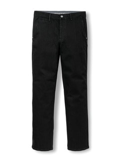 Husky Jeans Chino Black Detail 1