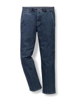 Husky Jeans Chino Dark Stone Detail 1