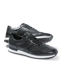 Komfort-Sneaker Schwarz Detail 1