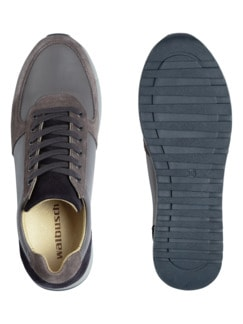 City-Bequem-Sneaker Grau Detail 2