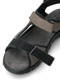 Klepper Sandale Schilf Detail 4