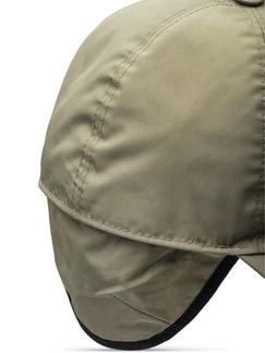 Klepper Primaloft Basecap Beige Detail 3
