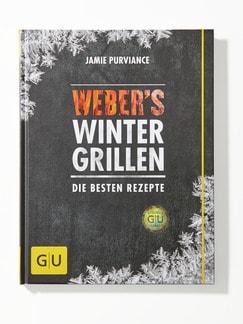 Buch Webers Wintergrillen Schwarz Detail 1