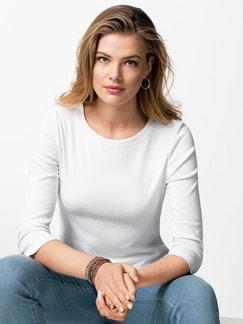 Shirt Soft-Ripp Offwhite Detail 1
