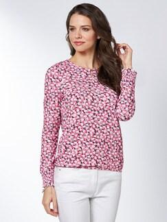 Blouson-Shirt Blütentraum Pink Detail 1