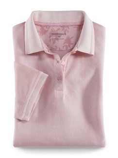 Pique Polo Miami Rose Detail 2