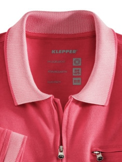 Klepper Touring-Polo Hibiskus Detail 3