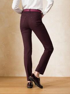 Yoga-Jeans Supersoft Chianti Detail 4