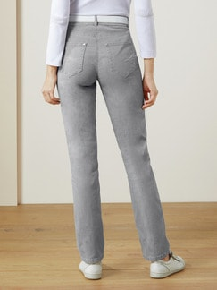 Yoga-Jeans Supersoft Grey Detail 4