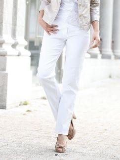 Gardeur Five Pocket Jeans Weiß Detail 1