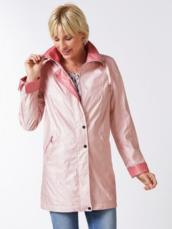 Langjacke High Seta de Luxe rose Detail 1