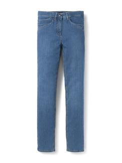 Husky-Jeans Light Blue Stoned Detail 4