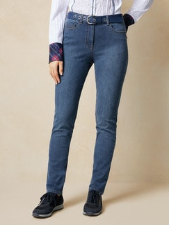 Shape 360 Grad Denim Blue Stone Detail 1