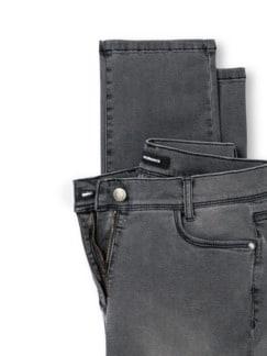 Skinny Jeans Grey Detail 4
