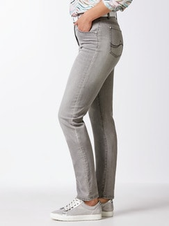 Highstretch-Jeans Grey Detail 1