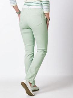 Yoga-Jeans Ultraplus Mint Detail 3