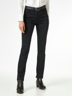 Yoga-Jeans Ultraplus Black Detail 1
