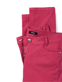 Yoga-Jeans Supersoft Fuchsia Detail 4