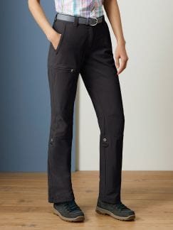 Klepper Krempelhose Black Detail 1