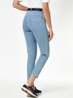 7/8- Jeans Bestform Medium Blue Detail 3