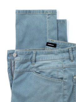 Powerstretch Jeans Blue Bleached Detail 4