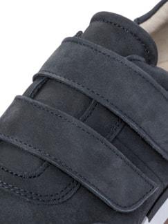 City-Klett-Sneaker Jeansblau Detail 4