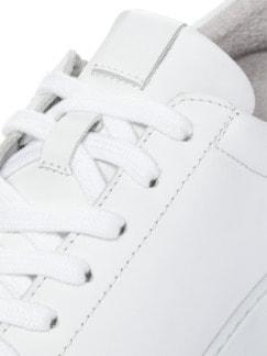 Damensneaker Palme Weiß Detail 4