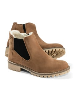 Chelsea-Boot Camel Detail 1