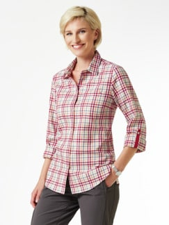 Klepper Thermo Bluse Rot Detail 1