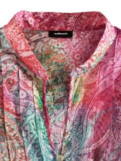 Tunika Farbenzauber Multicolor Detail 4