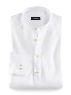 Oasen-Shirt Weiß Detail 1