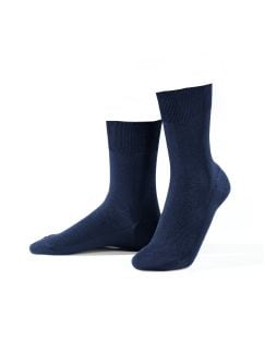 Klima-Poren Socke 2er-Pack Marine Detail 1