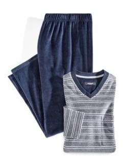Nicki Schlafanzug Softfeel