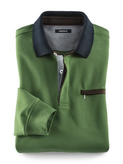 Polo-Pullover Supersoft