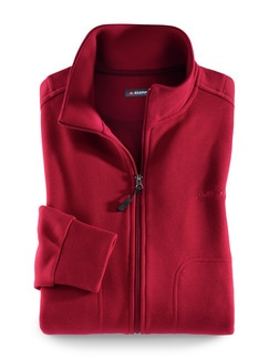 Klepper Funktions-Jacke Rot Detail 1