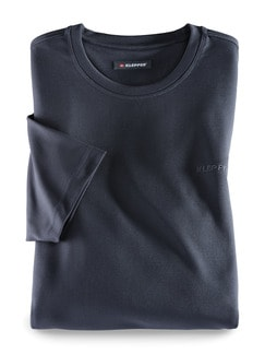 Klepper Dry Touch T-Shirt Anthrazit Detail 1