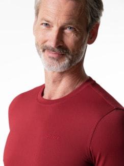Klepper Dry Touch T-Shirt Rot Detail 4