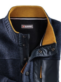 Klepper Bedford Troyer Navy Detail 3