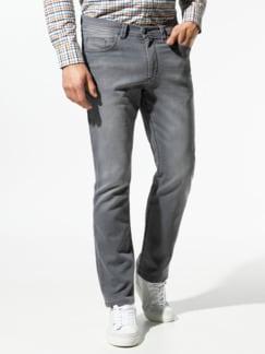 Jogger-Jeans Five Pocket Grey Detail 2