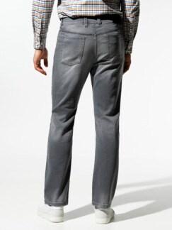Jogger-Jeans Five Pocket Grey Detail 4