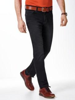 Jogger-Jeans Five Pocket Black Detail 2