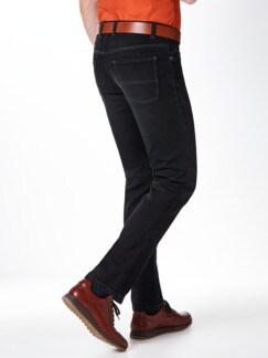 Jogger-Jeans Five Pocket Black Detail 4