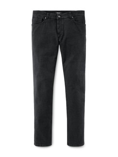 Five Pocket Jeans Insider Black Detail 1